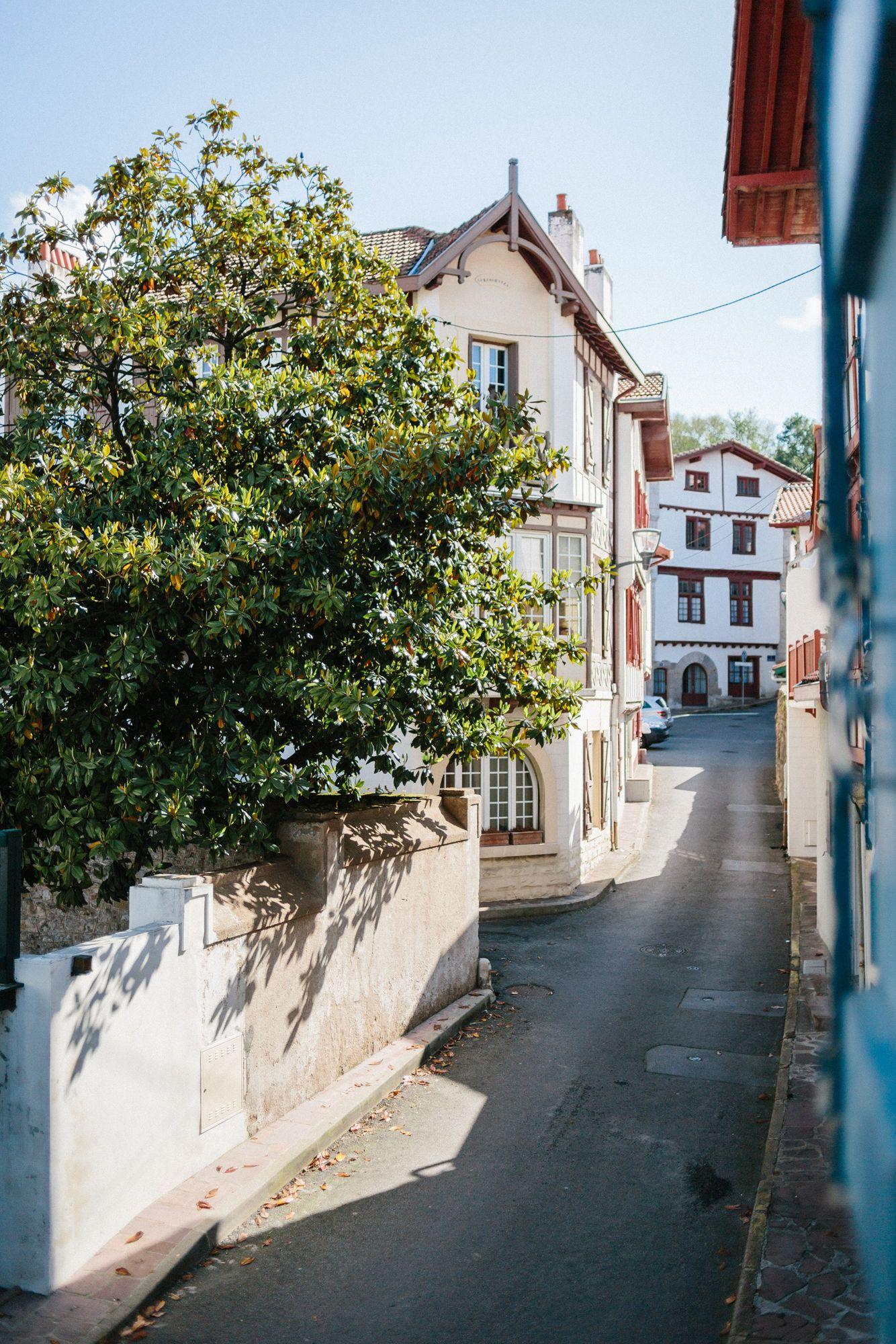 Rue de Ciboure